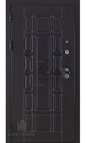 Входная дверь Консул Йошкар Ола внешняя МДФ+ПВХ венге, внутренняя ПВХ беленый дуб