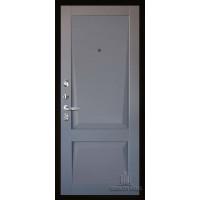 Панель для входной двери Перфекто 101 серый бархат