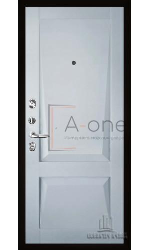 Панель для входной двери Перфекто 101 светло серый