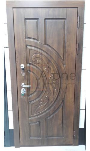 Металлическая входная дверь Атлант (под панель)
