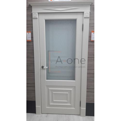 Дверь экошпон Uniline Florence Stile 62002 (ПДО) Серена керамик