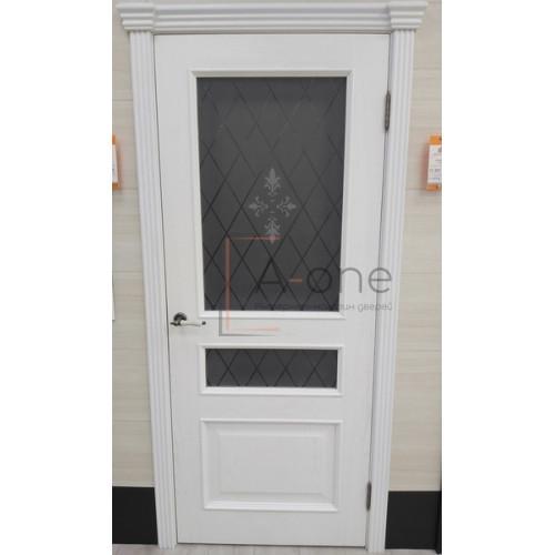 Ульяновские двери Regidoors Милан шпон натуральный ясень жемчуг