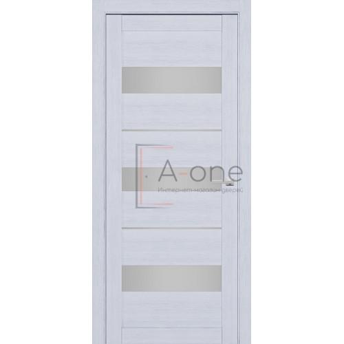 Дверь межкомнатная 226 Серый шелк (Ral 7047) Остекленная - Двери межкомнатные и двери входные