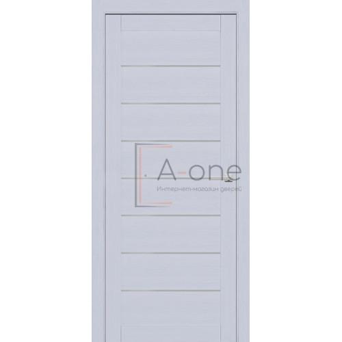 Дверь межкомнатная 225 Серый шелк (Ral 7047)