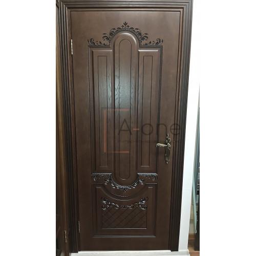 Александрия - 2 дверь цвет мореный дуб на заказ