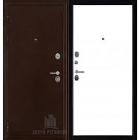 Дверь входная взломостойкая Феникс 3K, цвет медный антик, панель пвх цвет кантри горизонт
