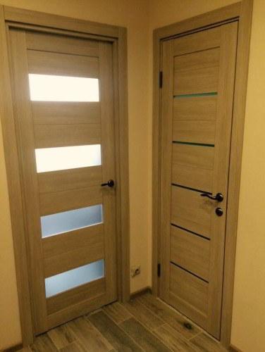 Двери в Химках экошпон