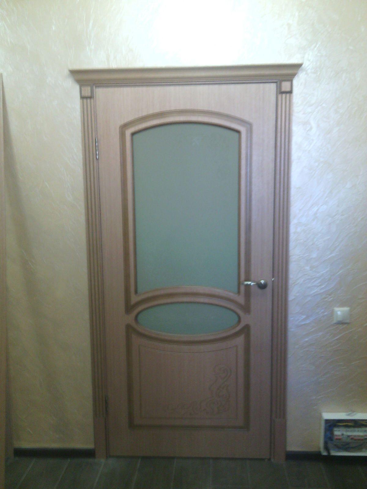 установка металлической двери цена в химках
