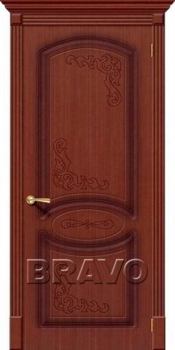 Дверь шпон Азалия макоре