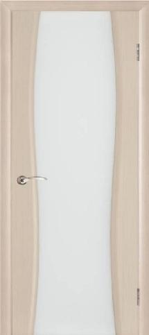 Диадема 2 беленый дуб стекло