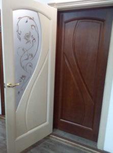 Мария двери анегри и беленый дуб