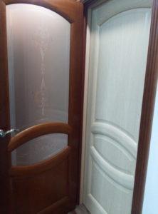 Дверь ульяновская стекло Анастасия Химки Зеленоград
