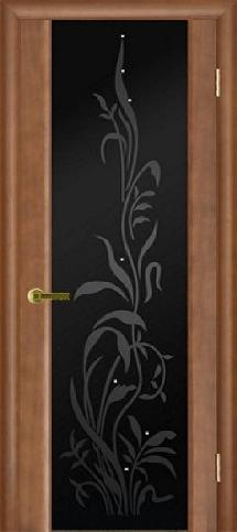 Эксклюзив 2 с широким черным стеклом анегри темный