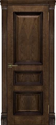 Дверь Ульяновская Барселона цвет бренди глухая