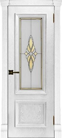 Корсика цвет перла стекло маэстро Двери Регионов