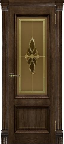 Корсика цвет бренди стекло Кармен Ульяновские двери