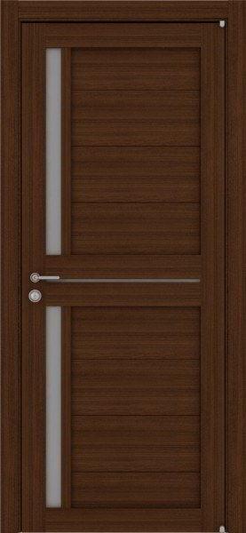 Дверь экошпон 2121 орех вельвет химки зеленоград