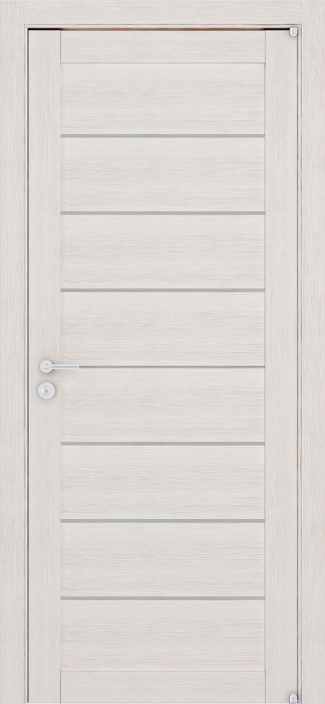 Двери из эко шпона недорого 2125 капучино велюр