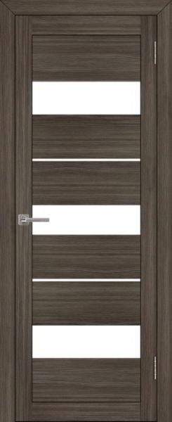 Дверь эко шпон 2126 графит