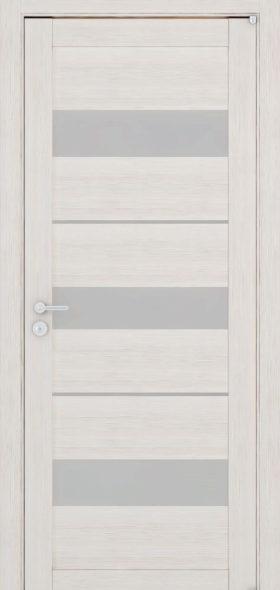 Дверь эко шпон 2126 капучино велюр