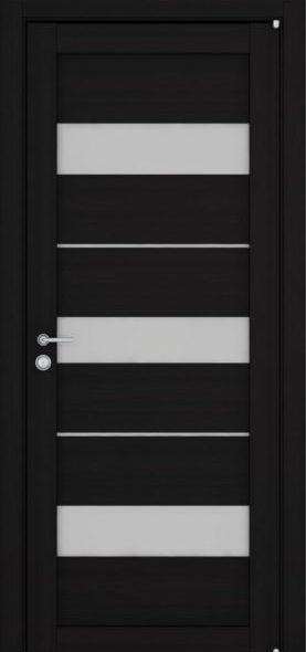 Дверь экошпон 2126 шоко велюр