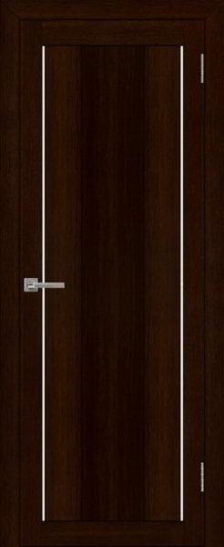 Дверь Эко шпон 2190 дуб шоколадный