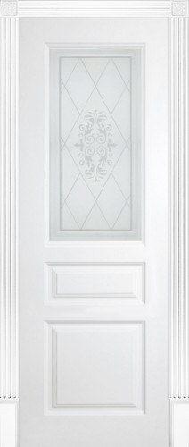 Дверь эмалья белая турин зеленоград химки остекленная