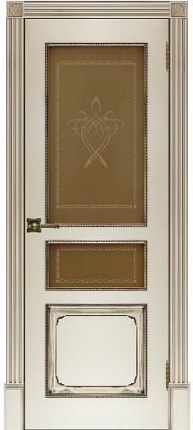 эмаль классика 5 слоновая кость остекленная ульяновские двери