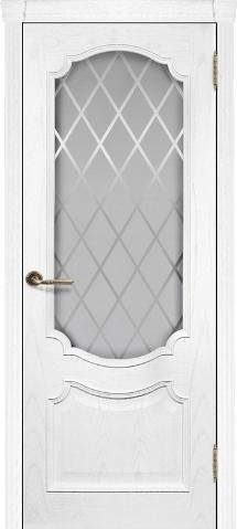 монако ясень жемчуг стекло классика двери регионов