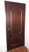 межкомнатная дверь Монако орех тон 2