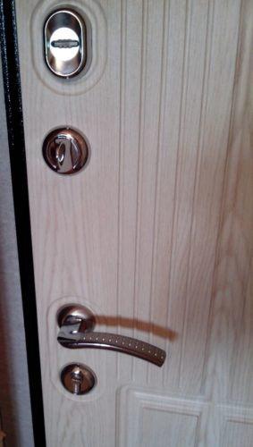 Входная стальная дверь Легион замки