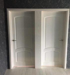 Межкомнатная дверь Лаура белая