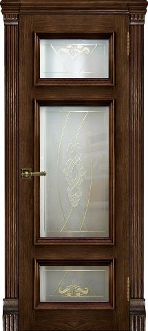 дверь мадрид цвет бренди стекло двери регионов