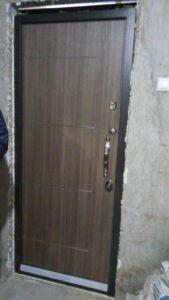 Сменная внутренняя панель для входной двери