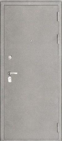 Колизей белое серебро входная дверь