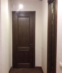 Межкомнатная Белорусская дверь Селена из 100% массива дуба