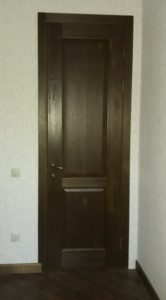 Межкомнатные двери из массива дуба от производителя в Зеленограде