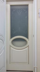 Дверь Верона 4 стекло