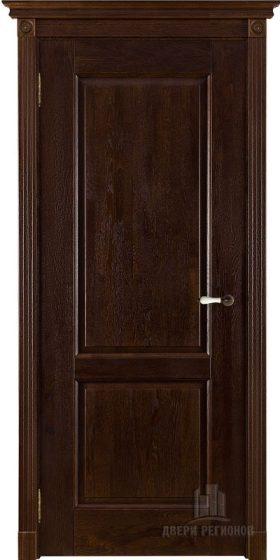 Селена двери массив беларусия античный орех глухое