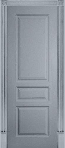 Дверь Турин эмаль RAL 7047, 7011, 7048, 9022