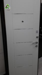 Внутренняя панель пвх 10мм на входную дверь Лайт MD002