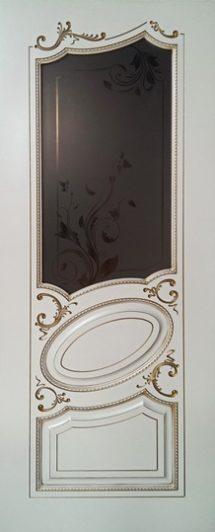 дверь эмаль маркиз стекло
