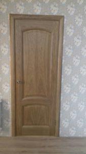 Ульяновская дверь Лаура цвет дуб капри