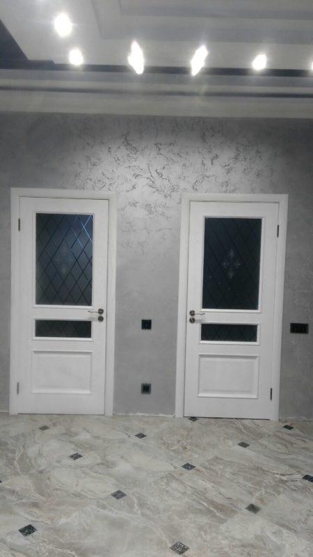 Белые ульяновские двери в Химках и Зеленограде Милан