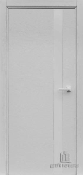 UNO шпон, Ульяновские двери, Art Line, цвет chiaro (ral 9003)