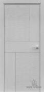Ульяновские двери Fusion Сhiaro patina argentum (Ral 9003) в Химках и Зеленограде