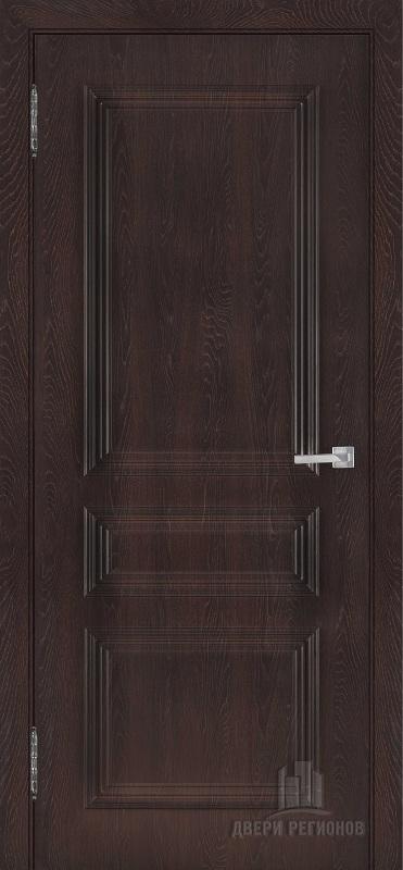 Дверь Пвх Римини цвет шоколад венге в магазине дверей в Химках и Зеленограде.