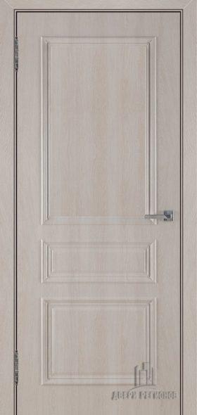 Дверь пвх Римини цвет крем в наличии в Химках и Зеленограде
