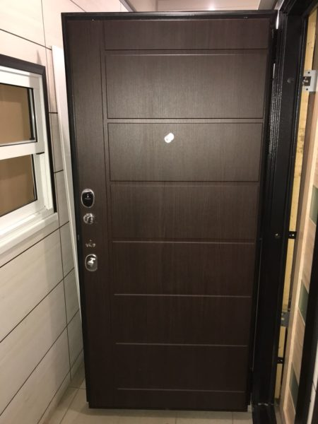 Входная дверь Галеон эковенге