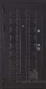Дверь Консул Внешняя отделка ПВХ венге панель Стандарт